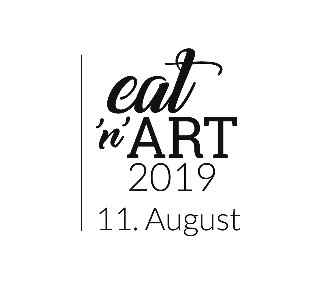 Eat'n'ART 2019 Logo